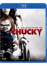 Jaquette La Mal�diction de Chucky