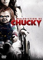 Jaquette La Malédiction de Chucky