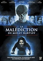 Jaquette La Mal�diction de Molly Hartley
