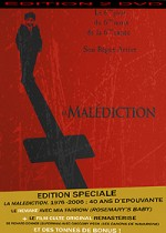 Jaquette La Mal�diction (Edition Collector - Edition limit�e - Coffret 2 DVD)