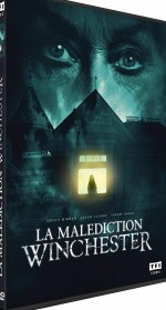 Jaquette La Malédiction Winchester