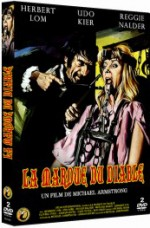 Jaquette La Marque du diable (�dition limit�e) EPUISE /OUT OF PRINT