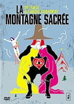 Jaquette La Montagne sacrée (Édition Collector) EPUISE/OUT OF PRINT