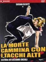 Jaquette La Morte Cammina Con I Tacchi Alti EPUISE/OUT OF PRINT