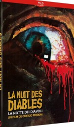 Jaquette La nuit des diables (DVD + Blu-Ray) EPUISE/OUT OF PRINT