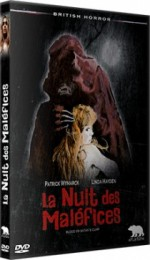 Jaquette La Nuit des malfices