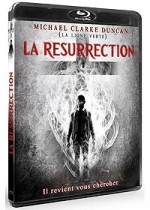 Jaquette La Resurrection