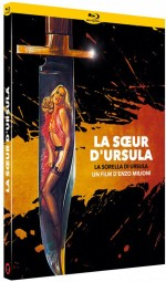 Jaquette La soeur d'Ursula (Bluray + DVD) EPUISE/OUT OF PRINT
