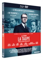 Jaquette La Taupe (Combo Blu-ray + DVD + Copie digitale)