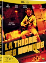 Jaquette La Th�orie des dominos [Combo Blu-ray + DVD]