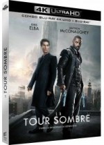 Jaquette La Tour Sombre (4K Ultra HD + Blu-ray)