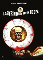 Jaquette Labyrinth des Roten Todes - Cover B