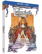 Jaquette Labyrinthe (�dition 30�me Anniversaire - Blu-ray + DVD)
