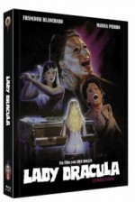 Jaquette Lady Dracula (Blu-Ray+DVD) - Cover B EPUISE/OUT OF PRINT