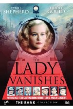 Jaquette Lady Vanishes