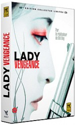 Jaquette Lady Vengeance (Edition Collector - Coffret 2 DVD)