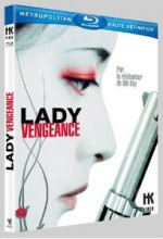 Jaquette Lady Vengeance EPUISE/OUT OF PRINT