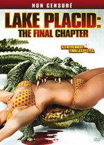 Jaquette Lake Placid: The Final Chapter (Non censur�)