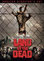 Jaquette Land of the Dead Director's Cut