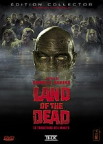 Jaquette Land of the Dead Edition Collector Director's Cut 2 dvd