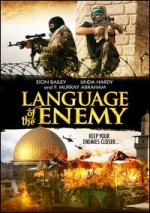 Jaquette Language of the Enemy