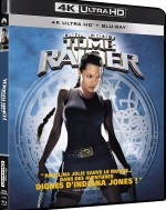 Jaquette Lara Croft - Tomb Raider [4K Ultra HD + Blu-ray]