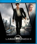 Jaquette Largo Winch 2 (Blu-ray + DVD)