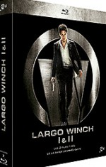 Jaquette Largo Winch I & II (Pack)