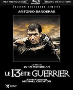 Jaquette Le 13�me guerrier (�dition Collector - �dition limit�e)