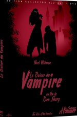 Jaquette Le Baiser du Vampire [Édition Collector Blu-ray + DVD]