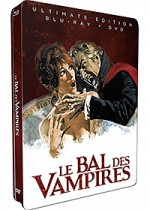 Jaquette Le Bal des vampires (Ultimate Edition - Blu-ray + DVD - �dition limit�e bo�tier m�tal)