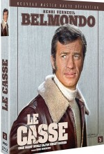 Jaquette Le Casse - Combo Blu-ray + DVD