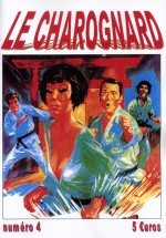 Jaquette LE CHAROGNARD 04 EPUISE/OUT OF PRINT