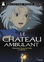 Jaquette Le Château Ambulant Edition Collector 2 dvd