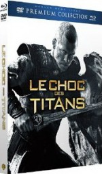 Jaquette Le Choc des Titans - Collection Premium - Combo Blu-ray + DVD + livret