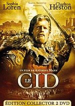 Jaquette Le Cid (�dition Collector)