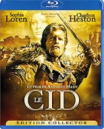 Jaquette Le Cid (édition Collector)