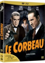 Jaquette Le Corbeau (DVD + BLURAY)