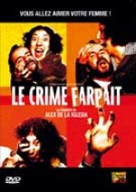 Jaquette Le Crime Farpait Edition Collector 2 dvd