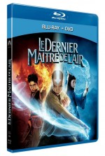 Jaquette Le Dernier ma�tre de l'air (�dition Blu-ray + DVD + Copie digitale)