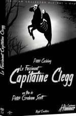 Jaquette Le fascinant capitaine Clegg [Édition Collector Blu-ray + DVD]