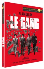 Jaquette Le Gang (Combo Collector Blu-ray + DVD)