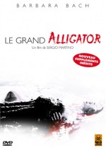 Jaquette Le grand alligator