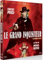 Jaquette Le Grand inquisiteur (Bluray)