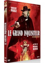 Jaquette Le Grand inquisiteur (DVD)