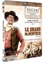 Jaquette Le Grand McLintock (�dition Sp�ciale)
