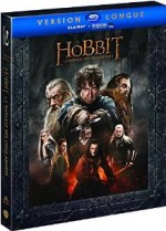 Jaquette Le Hobbit : La bataille des cinq arm�es (Version longue - Blu-ray + Copie digitale)