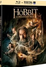 Jaquette Le Hobbit : La désolation de Smaug (Blu-ray + Copie digitale)