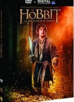 Jaquette Le Hobbit : La désolation de Smaug (DVD + Copie digitale)