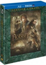 Jaquette Le Hobbit : La d�solation de Smaug (Version longue - Blu-ray + Copie digitale)